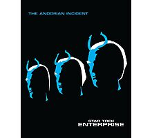 Enterprise | The Andorian Incident Photographic Print