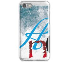 BROKEN WINGS (BLOCK 5: WORD 'AND') - MIX AND MATCH!!! iPhone Case/Skin