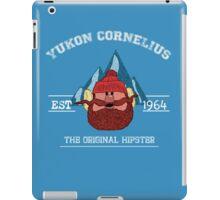 Christmas with Yukon iPad Case/Skin