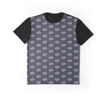 Universal Code Symbol Graphic T-Shirt