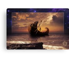 A Ship for All Destinations Canvas Print