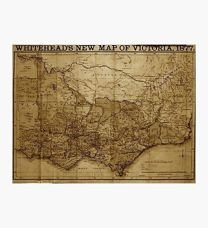 Vintage Victoria Photographic Print