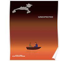 Enterprise | Unexpected Poster