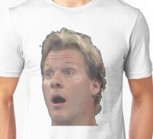 Chris Jericho is suprised Unisex T-Shirt