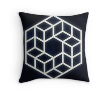 The Loop - L Throw Pillow
