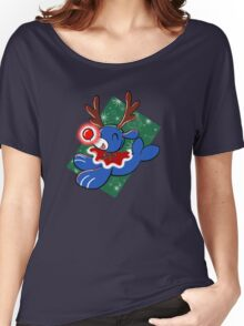 Water Reindeer Women's Relaxed Fit T-Shirt