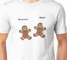 Christmas Gingerbread Men  Unisex T-Shirt