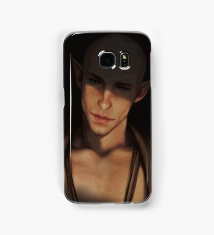 Sweetest tongue has sharpest tooth Samsung Galaxy Case/Skin