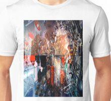 Cyborg Girl Unisex T-Shirt