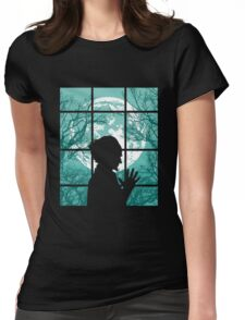 Count-Olaf Villain A Series of Unfortunate Shirt Events T-Shirt Womens Fitted T-Shirt