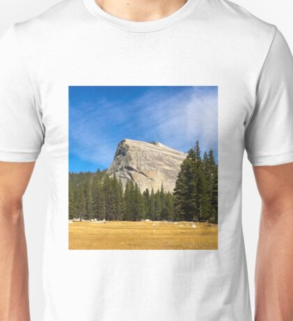 Lembert Dome, Yosemite National Park Unisex T-Shirt