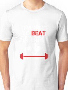 Training to Beat Saitama Unisex T-Shirt