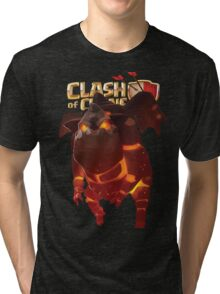 Clash of Clans Lava Hound Tri-blend T-Shirt