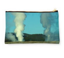 Morning Light Geysers Studio Pouch