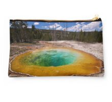 Morning Glory Pool Studio Pouch