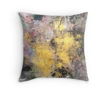 Power From Within 'Rain Painting' Throw Pillow