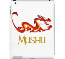 Mushu iPad Case/Skin