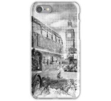 Graphic Art LONDON WESTMINSTER Busse  iPhone Case/Skin