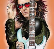 Steve Vai by MelannieD