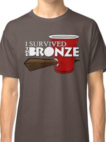 I Survived the Bronze Classic T-Shirt