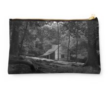 Cabin in the Woods Studio Pouch