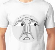Gordon grumpy face Unisex T-Shirt