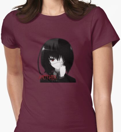 Misaki Mei - Another Womens Fitted T-Shirt
