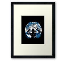 Male gamers Framed Print