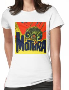 MOTHRA Womens Fitted T-Shirt