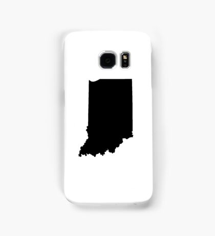 Indiana Black Samsung Galaxy Case/Skin