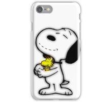 Snoopy feliz iPhone Case/Skin