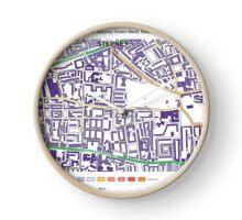 Multiple Deprivation Stepney Green ward, Tower Hamlets Clock