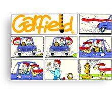 GARFIELD 8 Canvas Print