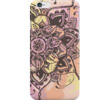 J Flower iPhone Case/Skin