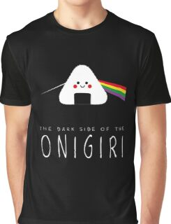 The dark side of the onigiri Graphic T-Shirt
