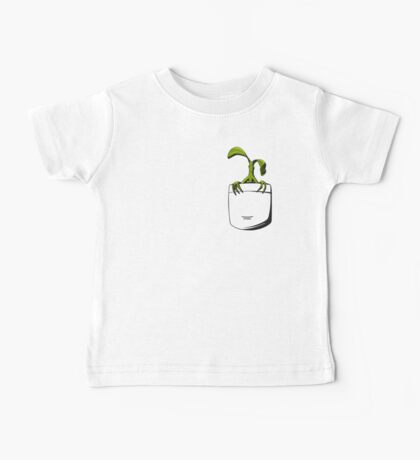 In Pocket Baby Tee