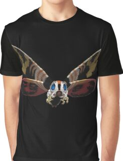 Awesome Moth Caterpillar Graphic T-Shirt