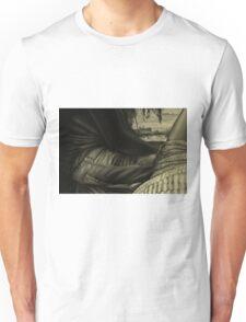 The lingering twilight, 120-80cm, 2016, oil on canvas Unisex T-Shirt