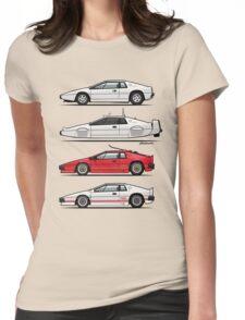Esprit Spy Quartet Womens Fitted T-Shirt