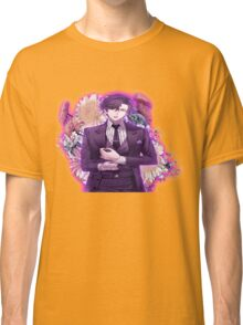 Jumin+quote (normal face) Classic T-Shirt