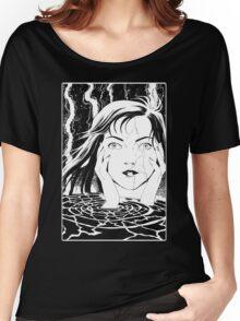 Suehiro Maruo - Lunatic Lovers Black Ed. Women's Relaxed Fit T-Shirt