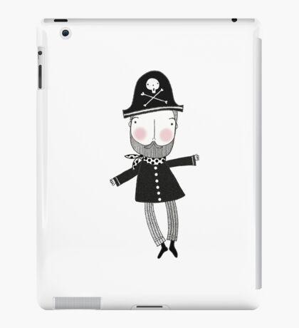 Pirate Paul : the Prince of Prance iPad Case/Skin