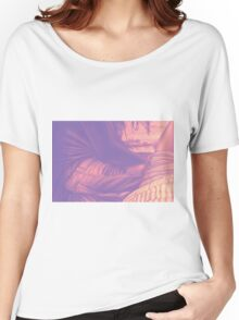 The lingering twilight, 120-80cm, 2016, oil on canvas Women's Relaxed Fit T-Shirt