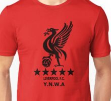 Liverpool - YNWA - The Reds Unisex T-Shirt