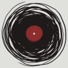 Spinning within with a vinyl record... by Denis Marsili