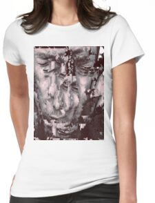 sliced Thom Womens Fitted T-Shirt