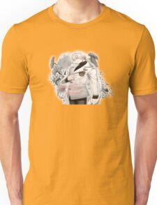 Zen +quote blush face Unisex T-Shirt