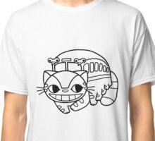 Nekobasu - My Neighbor Totoro - Cat Bus Classic T-Shirt