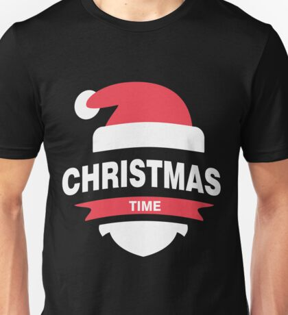 Christmas Time Unisex T-Shirt