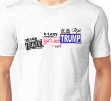 THE TRUMP CARD Unisex T-Shirt